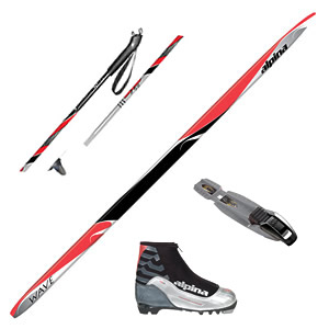 XCountry Ski Packages Sport Loft Ski Snowboard Shops - Alpina cross country ski